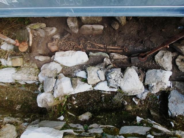 Cinquanta sepolture sul percorso archeologico della Valcuvia