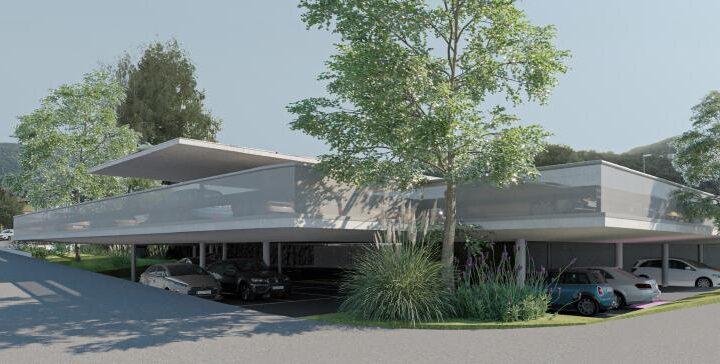 Nuovo parcheggio a Lavena Ponte Tresa