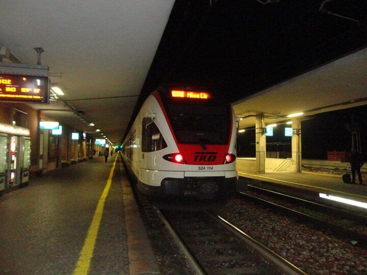 No alla soppressione dei treni tra Italia e Svizzera