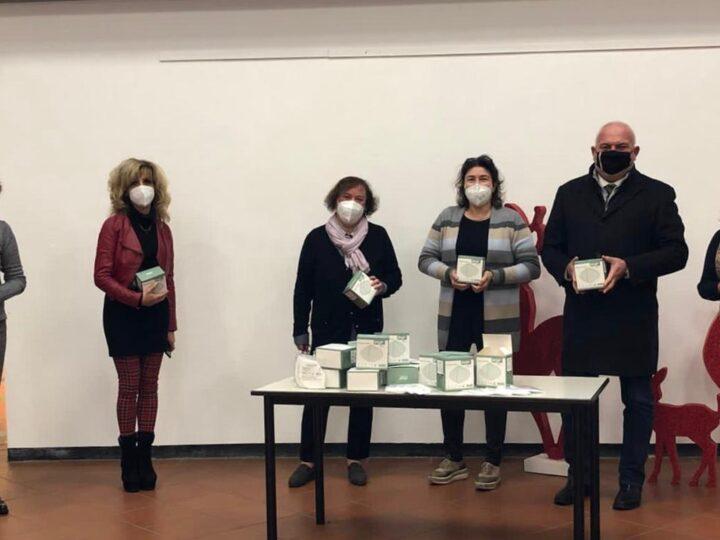 Lavena Ponte Tresa, 500 mascherine per la scuola