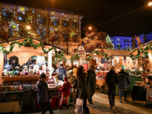Mercatino Natale Lugano 2020