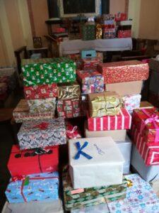 La scatole della gioia
