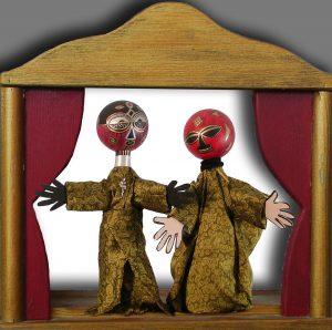 Mostra Marionette Michel Poletti