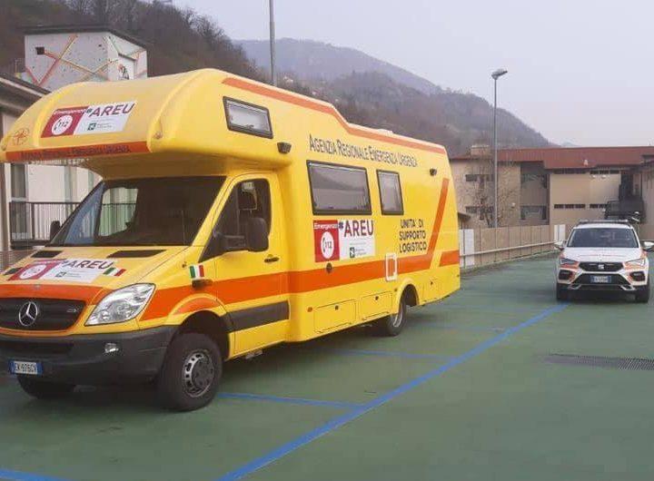 Lavena Ponte Tresa, sabato arriva il camper vaccinale