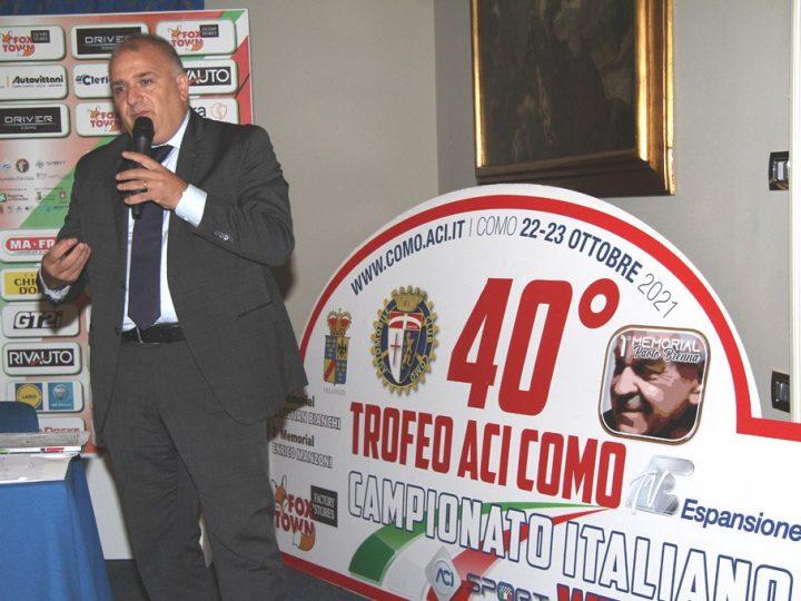 Rally Trofeo Aci Como 2021: la gara e le strade chiuse